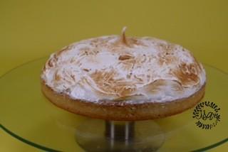 Tarte au citron meringuée (Conticini)