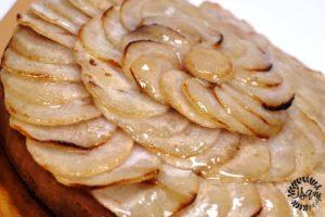 La tarte aux poires de Cédric Grolet
