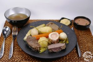 Le pot-au-feu traditionnel