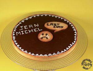 Tarte chocolat CAP