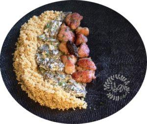 Ris de veau aux morilles