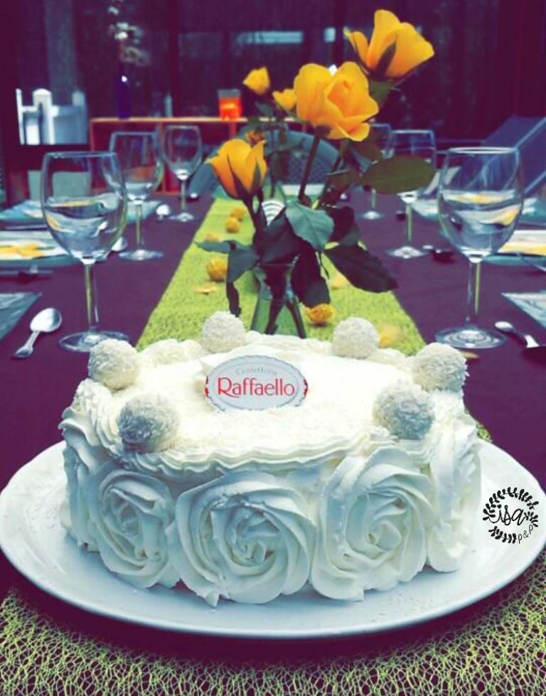 Layer cake Raffaello®