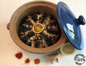 Sardines en cocotte au four