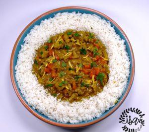 Curry de dinde à la cannelle