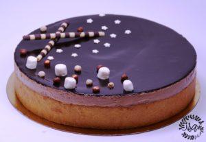 Bavarois chocolat CAP