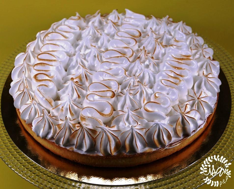 La tarte au citron meringuée CAP